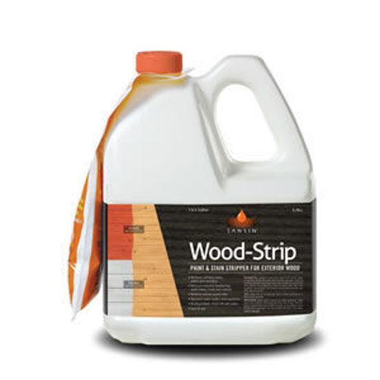Image sur Wood-Strip