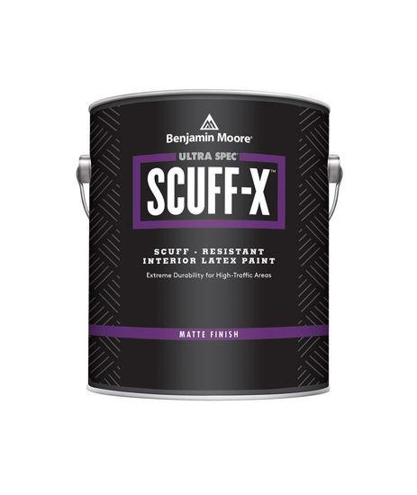 Image sur Peinture d'intérieur latex ULTRA SPEC SCUFF-X